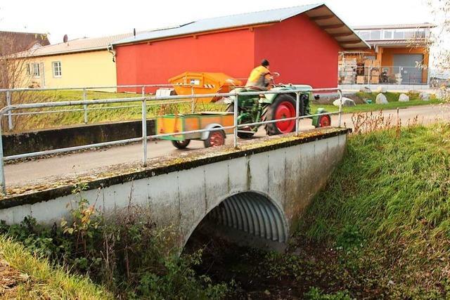 Merdinger Gemeinderat schiebt Brückenerneuerung erst einmal auf