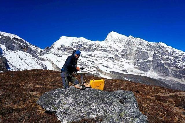 Mount Everest ist 86 Zentimeter höher als gedacht