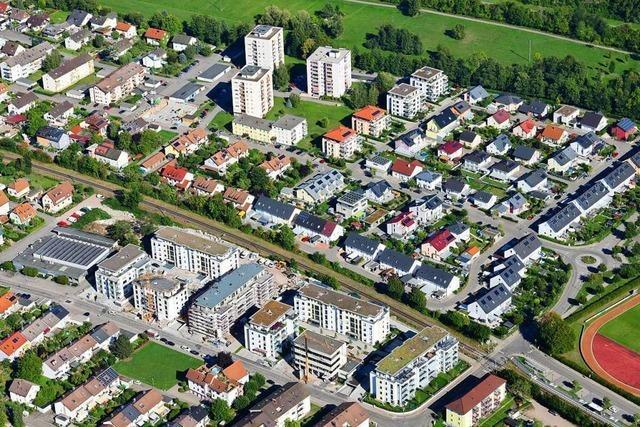 In Schopfheim soll bei den Bahnhaltepunkten nachverdichtet werden