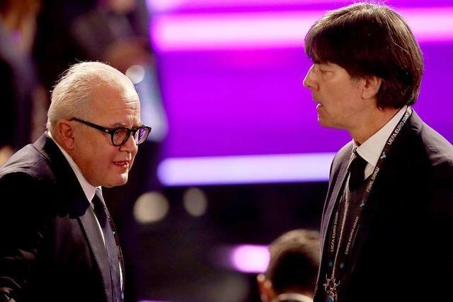 Joachim Löw hat das Agieren des DFB als peinliches Schauspiel entblößt