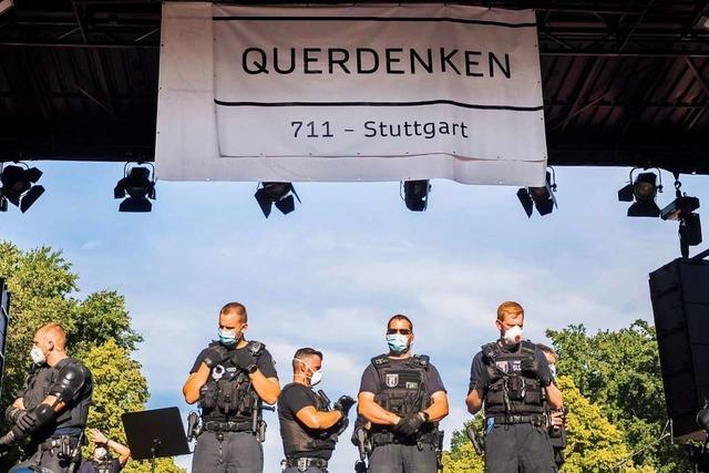 Verfassungsschutz Baden-Württemberg beobachtet