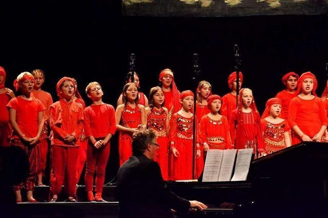 Musical AG der Fridolinschule ist ein Paradebeispiel der Kooperation
