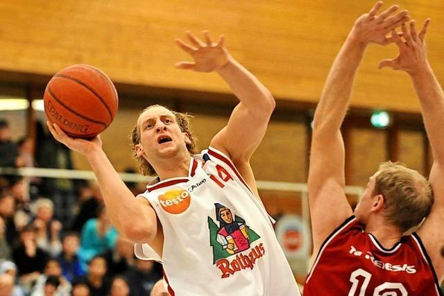 Wie geht's eigentlich Ex-Basketballprofi Christoph Roquette?