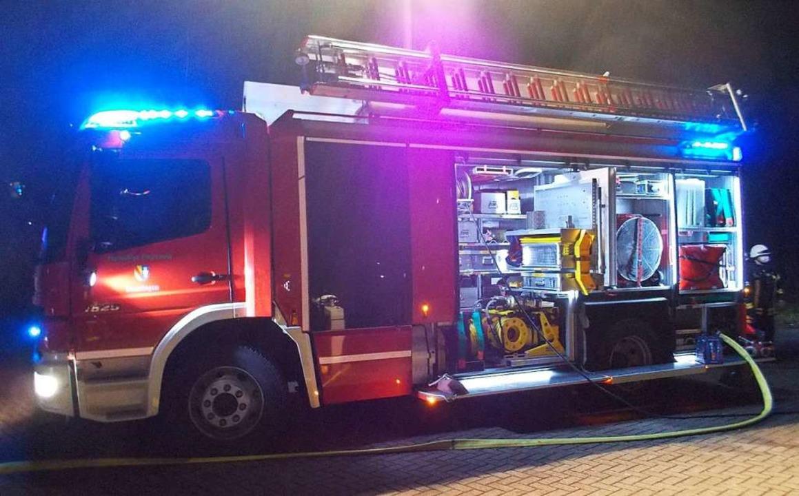 | Foto: Feuerwehr Denzlingen