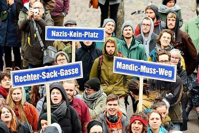 Die Auflagen für die AfD-Demo in Lörrach stehen fest