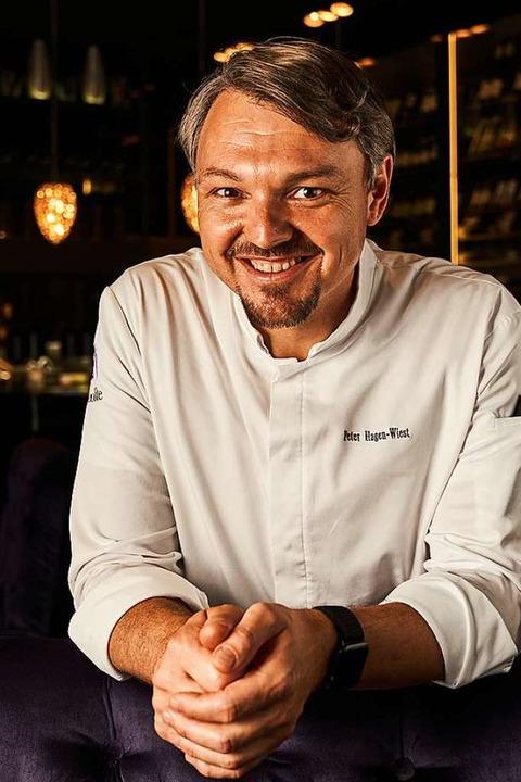 Zwei-Sterne-Koch Peter Hagen-Wiest  | Foto: Anna Thoma