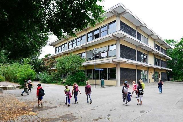 Anne-Frank-Grundschule in Freiburg wegen Coronafall geschlossen