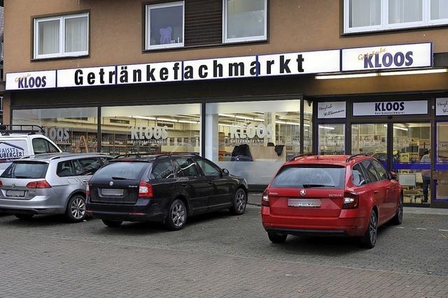 Kloos übernimmt Getränkemarkt in Friesenheim