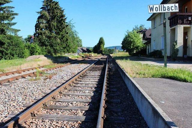 Ortschaftsrat Wollbach will mehr Informationen zum Potential der Kandertalbahn