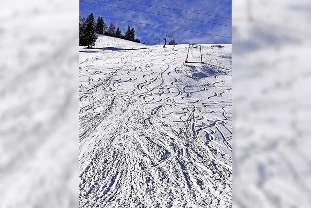 Skifahren ohne Lifte
