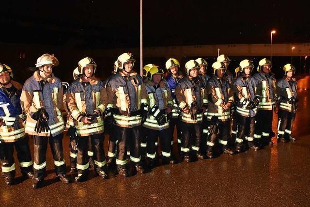 Feuerwehr Grenzach-Wyhlen bekommt mehr Geld von der Gemeinde