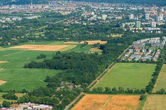 Der Rahmenplan für Freiburgs künftigen Stadtteil Dietenbach steht
