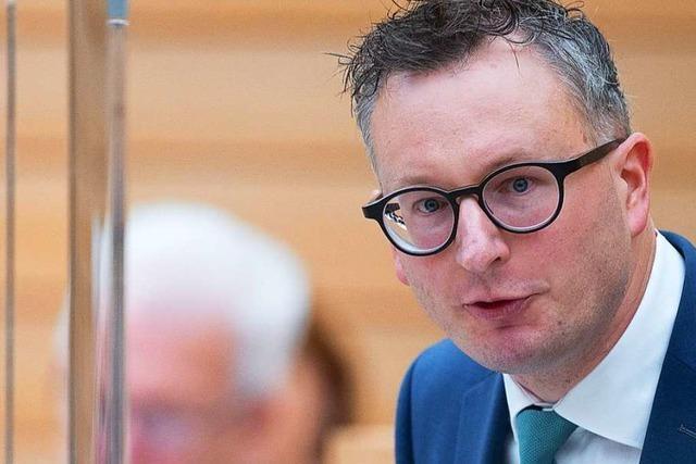 Andreas Schwarz, der große Unbekannte – und Kretschmanns Kronprinz?