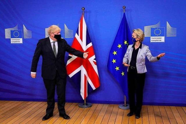 Die Brexit-Zitterpartie geht weiter