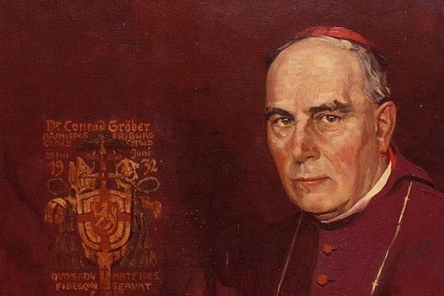 Freiburgs früherer Erzbischof Conrad Gröber – gescheitert auf der Gratwanderung der Kompromisse