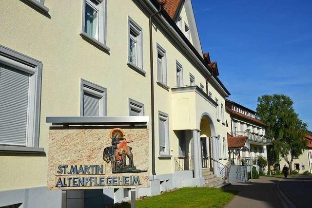 Die Lage entspannt sich wieder im Löffinger Altenpflegeheim St. Martin