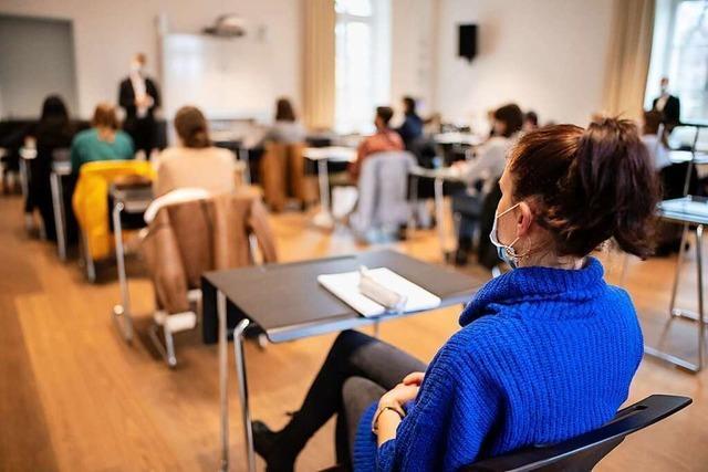 Schulen im Oberen Wiesental starten Unterricht im Wechsel