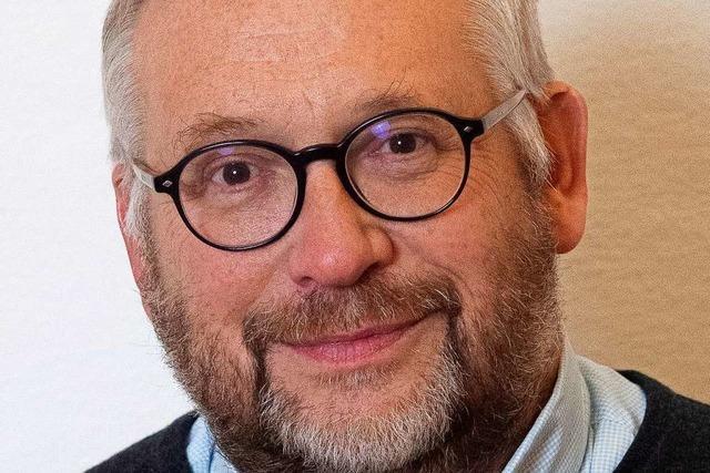 Horst Teichmanis ist neuer Vorsitzender im Evangelischen Kirchenbezirk Markgräflerland