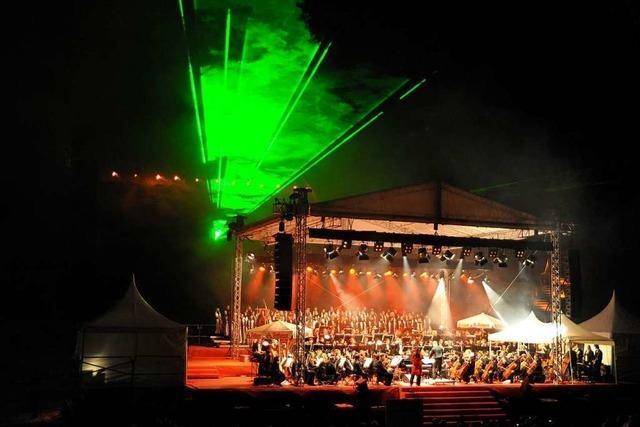 Großes Musikfestival im Juli 2021 an der Hochfirstschanze
