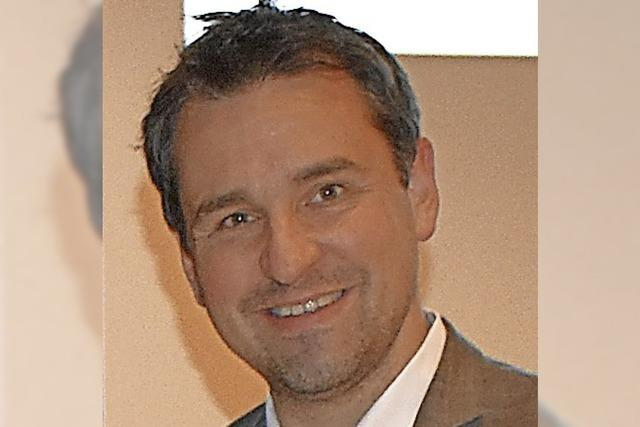 Gantert legt Amtseid ab