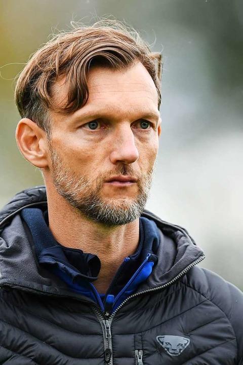 Seit einem dreiviertel Jahr in der spo...t: Falko Weis, zuvor beim SV Endingen.  | Foto: Patrick Seeger