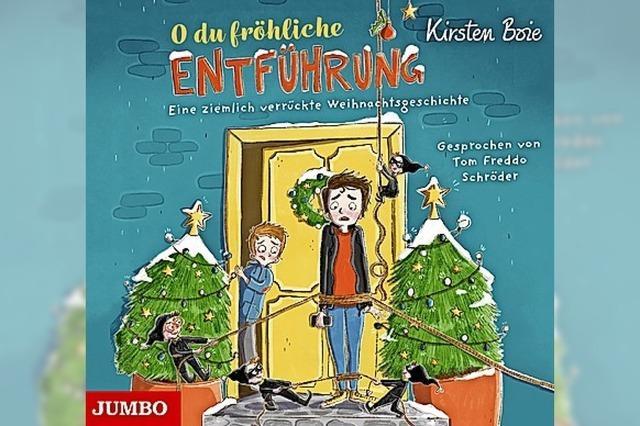 HÖRBUCHTIPP: Weihnachtsmann in Not
