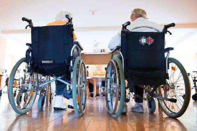 Die Lage in einigen Pflegeheimen in der Ortenau ist angespannt