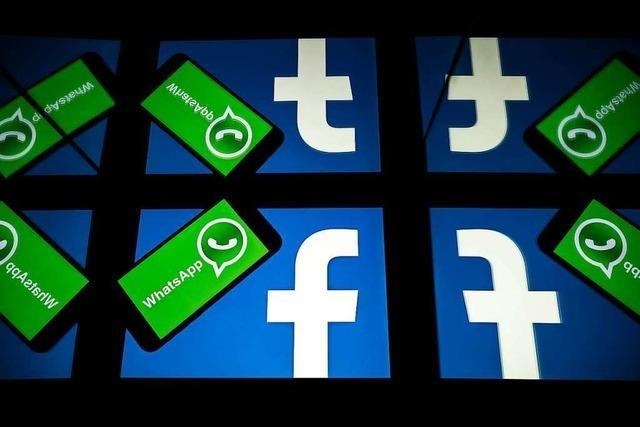 US-Staaten verklagen Facebook