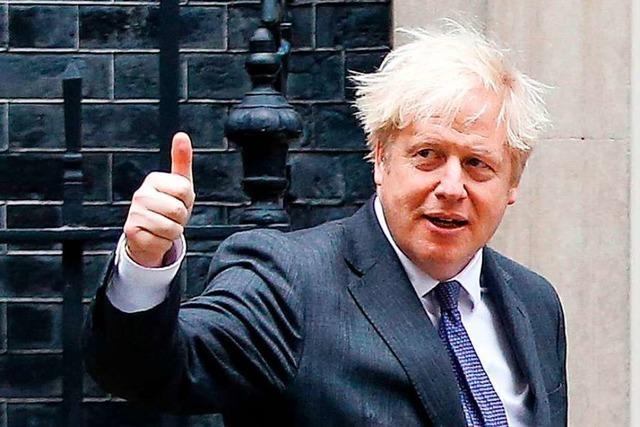 Boris Johnson bereitet Briten auf No-Deal-Brexit vor