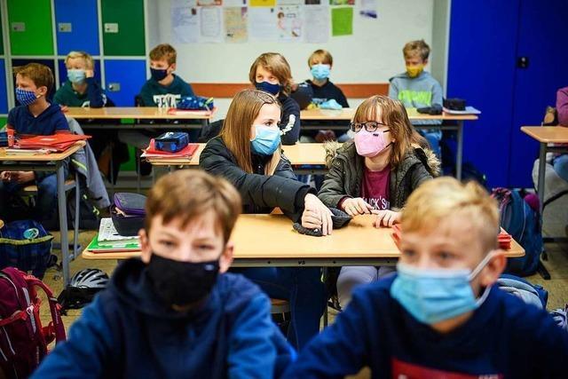 Kinder erweisen sich in der Corona-Pandemie als kleine große Helden