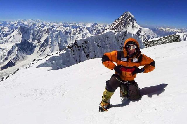Alpinisten aus der Ortenau erzählen von ihrem liebsten Berg