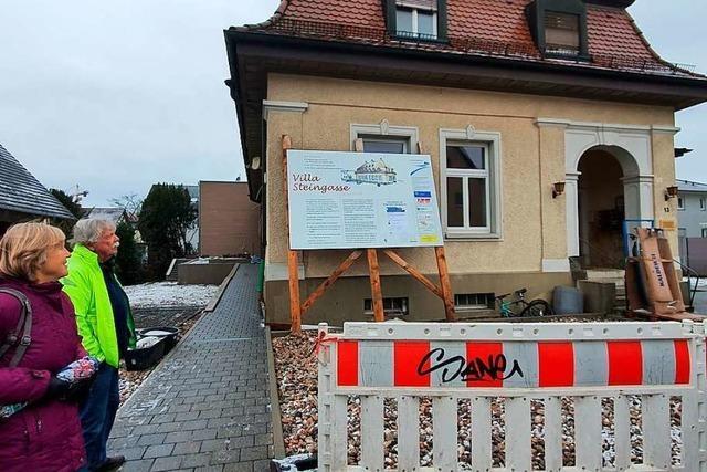 Demenz-WG in Schallstadt soll im März öffnen