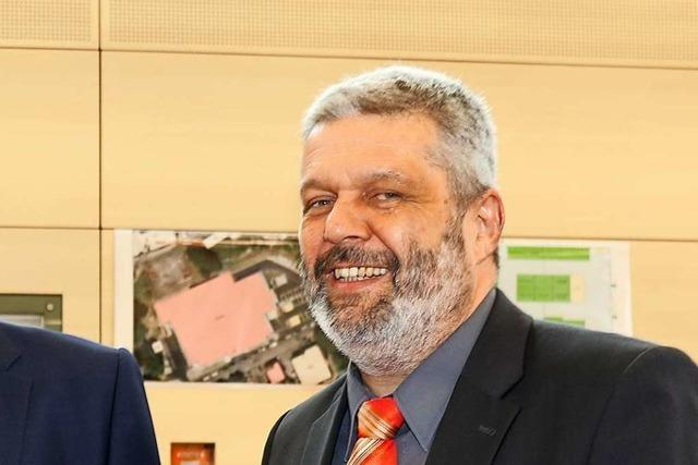 Bürgermeister Scharf hört 2021 auf