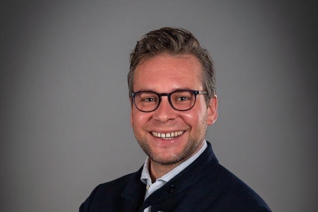 Tobias Uhrich aus Durbach will Bürgermeister von Neuried werden