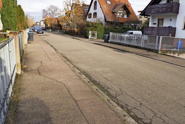 Bismarckstraße soll saniert werden