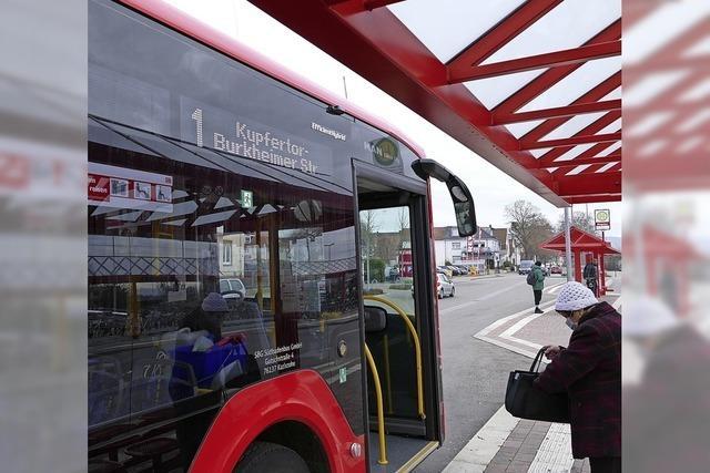 Stadtbuslinie 1 ändert Fahrstrecke