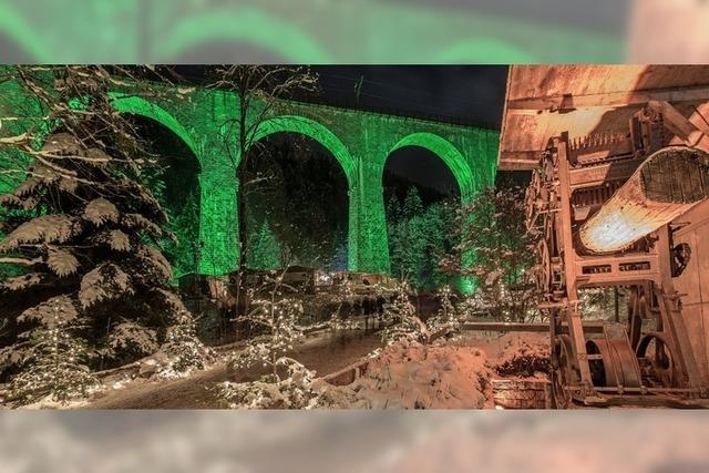 Online statt unter der Ravennabrücke bummeln