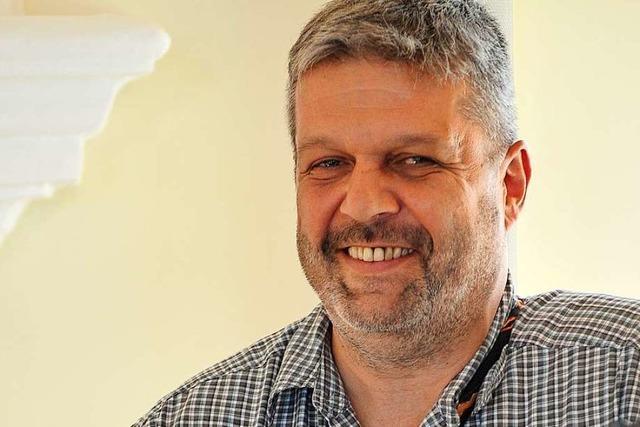 Im zweiten Anlauf in den Ruhestand: Bürgermeister Scharf hört nach fast drei Jahrzehnten auf