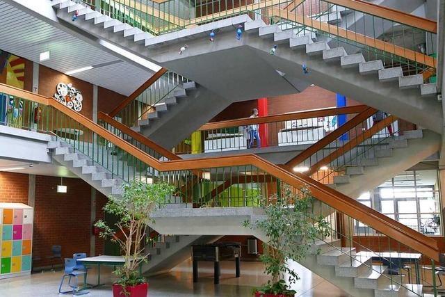 In der Schule in Kandern sind die Corona-Regeln besonders streng – mit Erfolg
