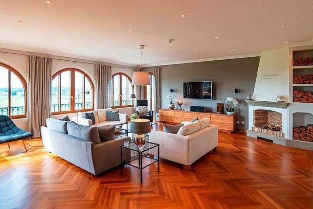 In der teuersten Suite im Europa-Park kostet eine Nacht 2.500 Euro