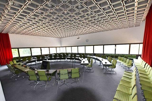 Corona-Regeln erschweren öffentliche Gemeinderatssitzungen