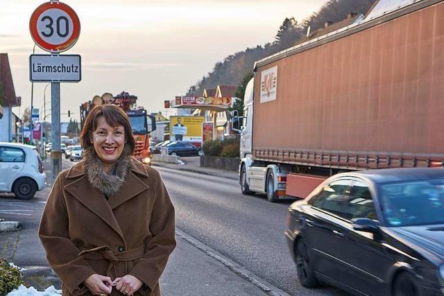 In Schwörstadt ist es dank Tempo 30 ruhiger geworden