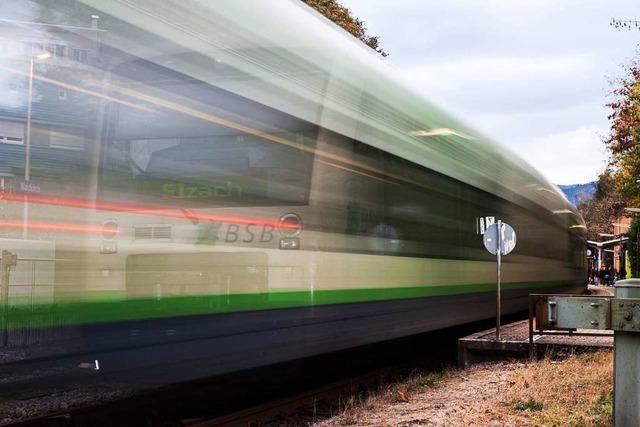 In Gundelfingen halten künftig die S-Bahnen nur noch stündlich
