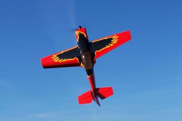 Modellflieger Wieslet weisen Lärmbelästigung durch ihre Flugzeuge von sich