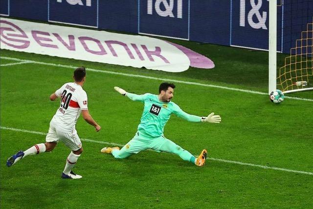 VfB Stuttgart deklassiert Borussia Dortmund mit 5:1