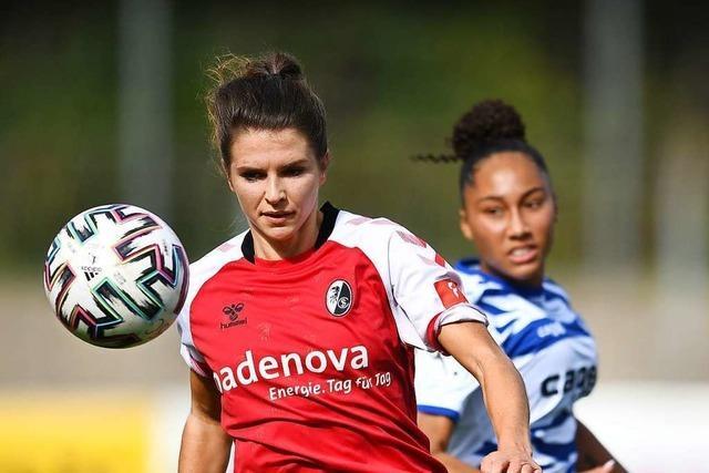 1:0 in Meppen – Einwechselspielerin erzielt das Tor des Tages für den SC Freiburg