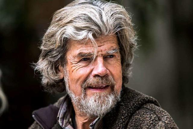 Tickets für Live-Vortrag von Reinhold Messner zu gewinnen!