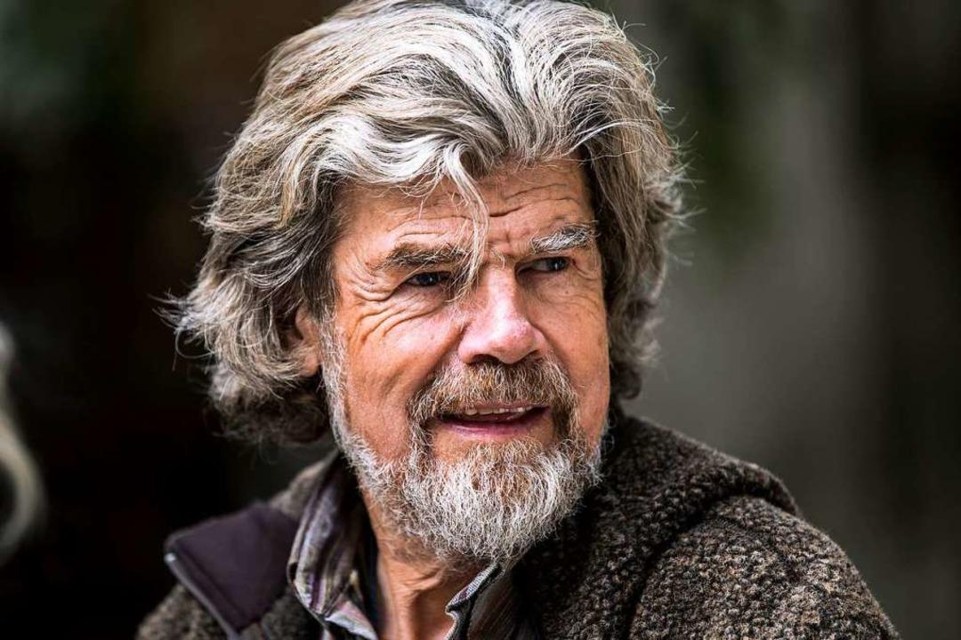 Reinhold Messner  | Foto: Tom Koenig