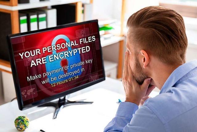 Cyberattacken sind für südbadische Firmen eine reale Gefahr