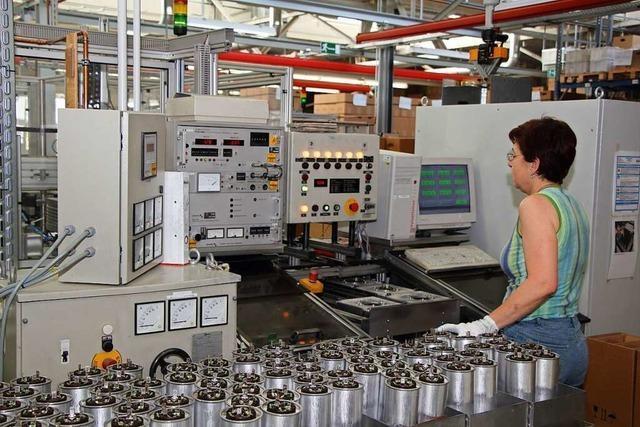 Frako-Technik aus Teningen hilft, den Strom zu beherrschen